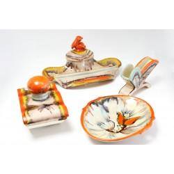 Art Deco Keramik...