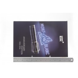Montblanc Anniversary Edition 1906-2006 Pen Advertising Store Cardboard Display Deco Shop Stand
