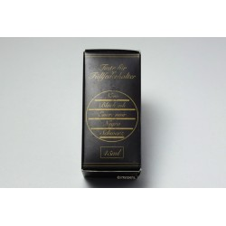 Aurora Nero Black Fountain Pen Writing Ink Design Bottle Inkwell 45ml Box Italy