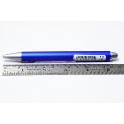 Pelikan K75 Track Ballpoint Pen Full Metal Blue Matte New