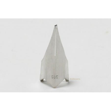 Montblanc 225 Nib Spare Part Fountain Pen 14C 585 Gold OM