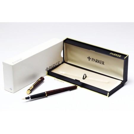 Parker Classic Laque Thuya GT Patronenfüller Füllfederhalter Stahlfeder B Box