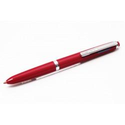 Geha Vierfarbkugelschreiber Mehrfarbkugelschreiber Rot neuwertig